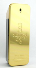1 Million by Paco Rabanne Eau de Toilette Spray for Men 6.8 oz./ 200 ml. NO BOX