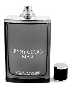 Jimmy Choo Man After Shave Lotion SPRAY by Jimmy Choo 3.3 oz.  Unboxed with Cap