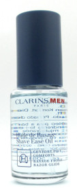 Clarins Men Shave Ease Oil Comforts Razor Glide 30 ml./ 1.0 oz. NO BOX