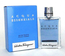 Acqua Essenziale By Salvatore Ferragamo EDT 3.4 oz. Spray For Men