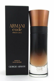 Armani Code Profumo Parfum Pour Homme Spray 2 oz. Men *No cellophane