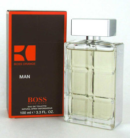 Boss Orange Man by Hugo Boss Eau De Toilette Spray 3.3 oz for Men NIB
