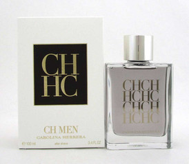 CH Men by Carolina Herrera After Shave Lotion Splash 3.4oz/100ml NIB