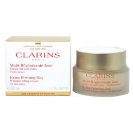 Clarins Extra Firming Day Wrinkle Lifting Cream All Skin Types 1.7 oz