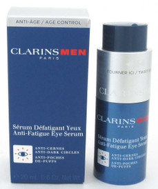 Clarins Men Anti-Fatigue Eye Serum 0.6 oz./20 ml.NIB New Packaging