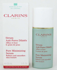 Clarins Pore Minimizing Serum 1 oz./ 30 ml. NIB