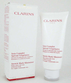 Clarins Stretch Mark Minimizer 6.8 oz / 200 ml *Damaged Box Women