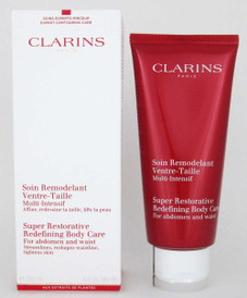 Clarins Super Restorative Redefining Body Care 6.9 oz/200 ml NIB