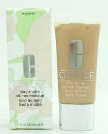 Clinique Stay-Matte Oil-Free Makeup # 6 Ivory