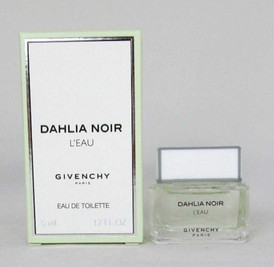 Dahlia Noir L'eau by Givenchy Eau De Toilette Mini 5 ml. for Women