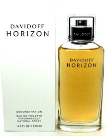 Davidoff Horizon EDT Spray for Men 4.2 oz./125 ml. Brand New *Tester
