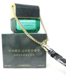 Decadence Perfume by Marc Jacobs, 3.4 oz EDP Spray for Women New