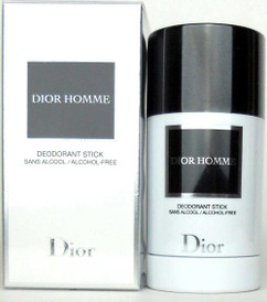 Dior Homme by Christian Dior Deodorant Stick 2.6 oz./75 gr.Brand New