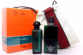 Eau D'Orange Verte 3.3 oz.Eau De Cologne Spray SET for Unisex. NIB