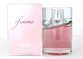 Femme by Hugo Boss 2.5 oz. Eau De Parfum Spray For Women