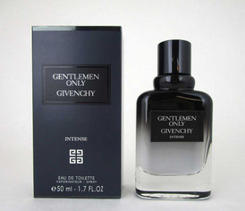 Gentlemen Only Givenchy Intense Eau De Toilette Spray 1.6 oz. New