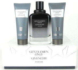 Gentlemen Only Intense by Givenchy Eau De Toilette Spray 3.3 Gift Set