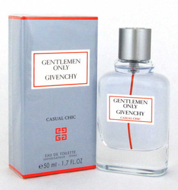 Givenchy Gentlemen Only Casual Chic Eau De Toilette Spray 1.7 oz Men