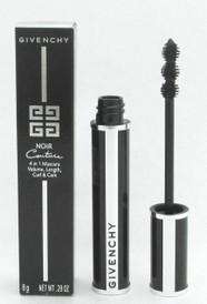Givenchy Noir Couture 4 in 1 Mascara #1 Black Satin 8 g/0.28 oz NIB