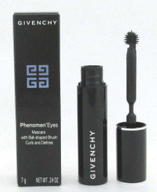 Givenchy Phenomen Eyes Mascara W/Ball Shaped Brush #1 Deep Black 7 g/0.24 oz NIB