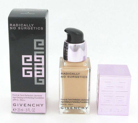Givenchy Radically No Surgetics Age Defying Found SPF15 #4 0.8ozDamaged B