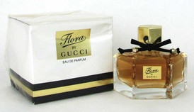 Gucci Flora by Gucci EDP Spray 2.5 oz./ 75 ml.for Women *Damaged Box
