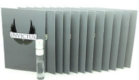 Invictus Paco Rabanne EDT Spray | Sample Vials PACK of 12 pcs. | Wholesale $13.50