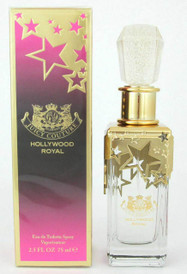 JUICY COUTURE HOLLYWOOD ROYAL Eau De Toilette Spray 2.5 oz/ 75 ml NIB