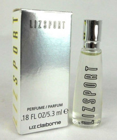 Liz Sport by Liz Claiborne Parfum Mini .18 oz / 5.3 ml .for Women
