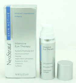 NeoStrata Intensive Eye Therapy 0.5 oz/ 15 g New In Box