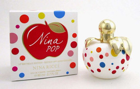 Nina POP by Nina Ricci Eau de Toilette Spray 2.7oz./ 80ml. for Women