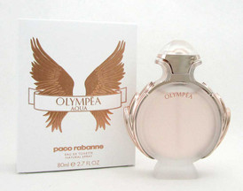 Olympea Aqua by Paco Rabanne Eau de Toilette Spray 2.7 oz. for Women