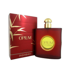 Opium by Yves Saint Laurent EDT Spray 3.0 oz. for Women Sealed Box.