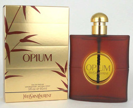 Opium Yves Saint Laurent EDP Spray 3 oz./ 90 ml.Women *No Cellophane