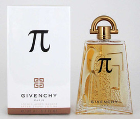 Pi By Givenchy For Men After Shave Lotion 3.3 oz./100 ml. Sealed. NIB