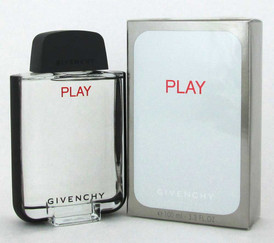 Play by Givenchy After Shave Lotion Splash 3.3 oz / 100 ml for Men
