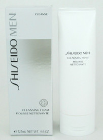 Shiseido Men Cleansing Foam 125 ml./ 4.6 oz. |
