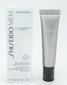 Shiseido Men Eye Soother Anti Dark Circles Gel 15 ml./ 0.53 oz NIB