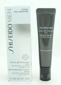 Shiseido Men Total Revitalizer Eye Lifting Cream 15 ml / 0.53 oz NIB