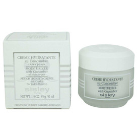 Sisley Moisturizer With Cucumber Jar All Skin Types 50 ml.NIB