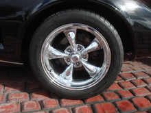 68 - 82 Corvette American Racing Wheels Polished