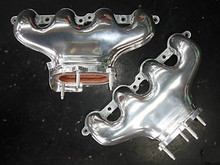 06 - 09 Corvette C6 Z06 Ceramic Coated Headers