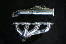 "70 - 74 Corvette Big Block 2"" Primaries, Factory Cast Iron Replacements"