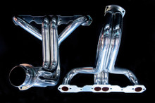 63 - 82 Corvette Sidepipe Headers SB