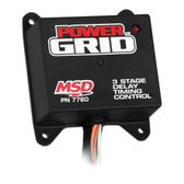 MSD 7760 POWER GRID PROGRAMMABLE 3 STAGE DELAY TIMER