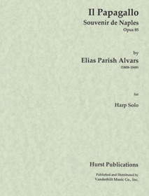 Elias Parish Alvars: Il Papagallo-Souvenir de Naples Opus 85