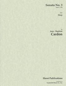Cardon: Sonata No. 3