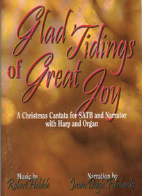 Hebble, Glad Tidings of Great Joy (CD and Score)