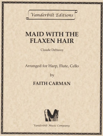 Debussy/Carman: Maid with Flaxen Hair 1