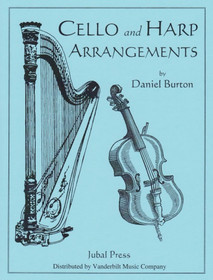 Burton: Cello and Harp Arrangements